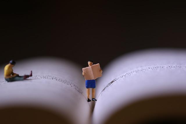 miniautry na knize