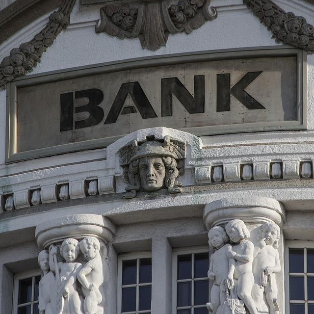 pobočka banky