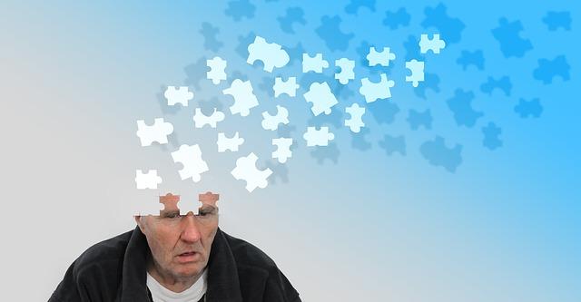 muž a demence
