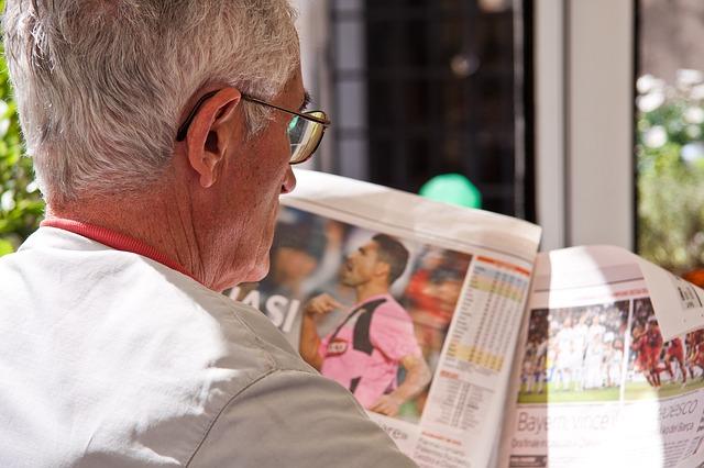 člověk v důchodu