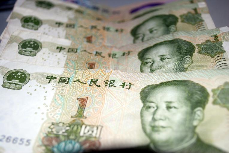 čínské peníze