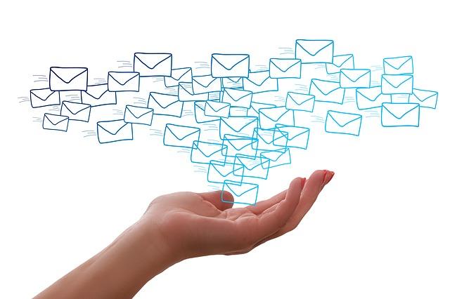 odesílání pošty